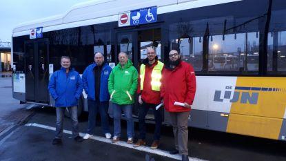Vakbond houdt 6 onveilige bussen tegen