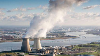 Negen nucleaire incidenten in België in 2017