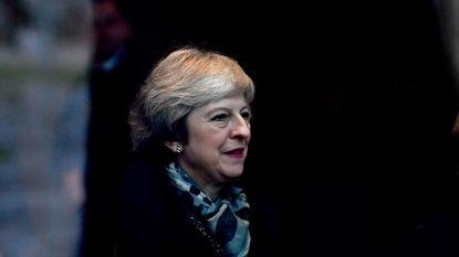 May kijkt aan tegen vertrouwensstemming in eigen partij