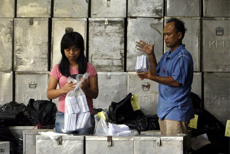 Indonesiërs Met 171 Miljoen Naar De Stembus Het Parool