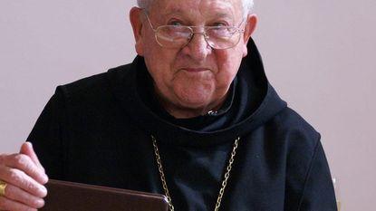 Abt Fulgentius Le Roy overleden