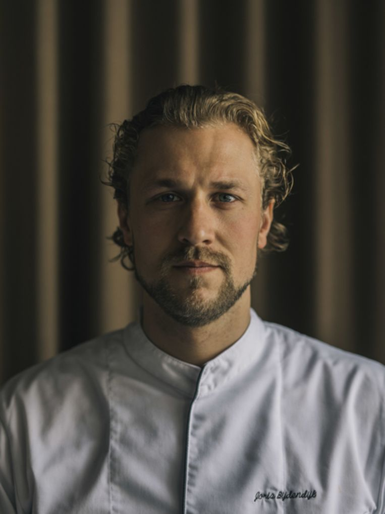 Chef-kok Joris Bijdendijk: 'regelgeving in de voedselsector is afgestemd op de industrie' Beeld Marcel Wogram