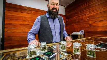 Cannabiswinkel (tijdelijk) dicht, want vergunningen niet in orde