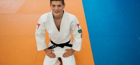 Kaatsheuvels judotalent Vince Klijsen droomt van Olympisch goud
