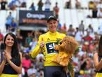 Froome soeverein naar vierde Tourzege, Bodnar wint tijdrit