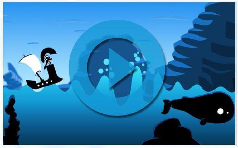 Poseidon: een tweede iPhone-game die bij Digital Dreams in de maak is. Beeld null