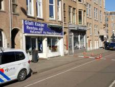 Schreeuwende man aangehouden voor koosjer restaurant in Amsterdam
