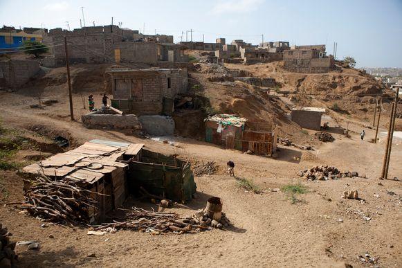 Kaapverdië kampt al jaren met extreme droogte.