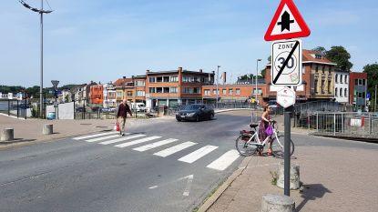Halle werkt 'missing link' weg: Bospoortbrug is voortaan ook zone 30
