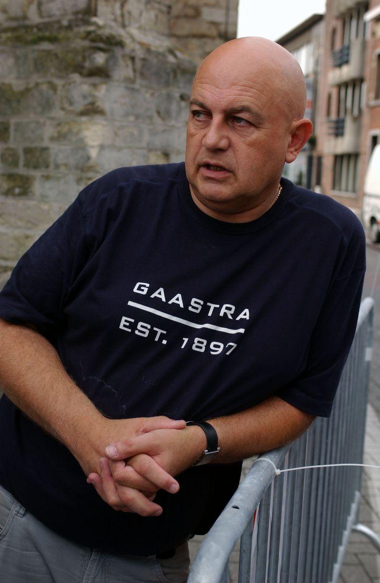 Wilfried Vande Weyer stierf zaterdag.