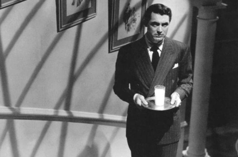 Cary Grant in Suspicion (Alfred Hitchcock, 1941). Beeld
