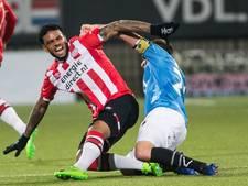Fitte Locadia met PSV mee naar De Kuip
