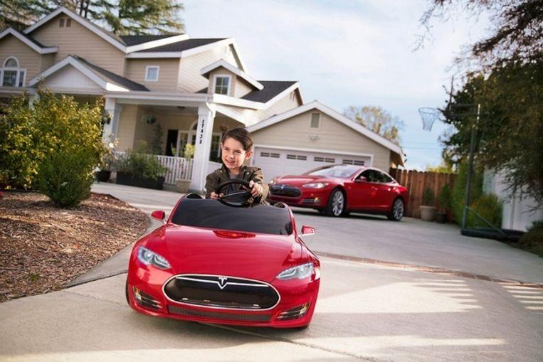 Zo zou de Mini-Tesla er uit kunnen zien.