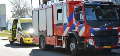 Moeder en kinderen naar ziekenhuis na keukenbrand in Breda