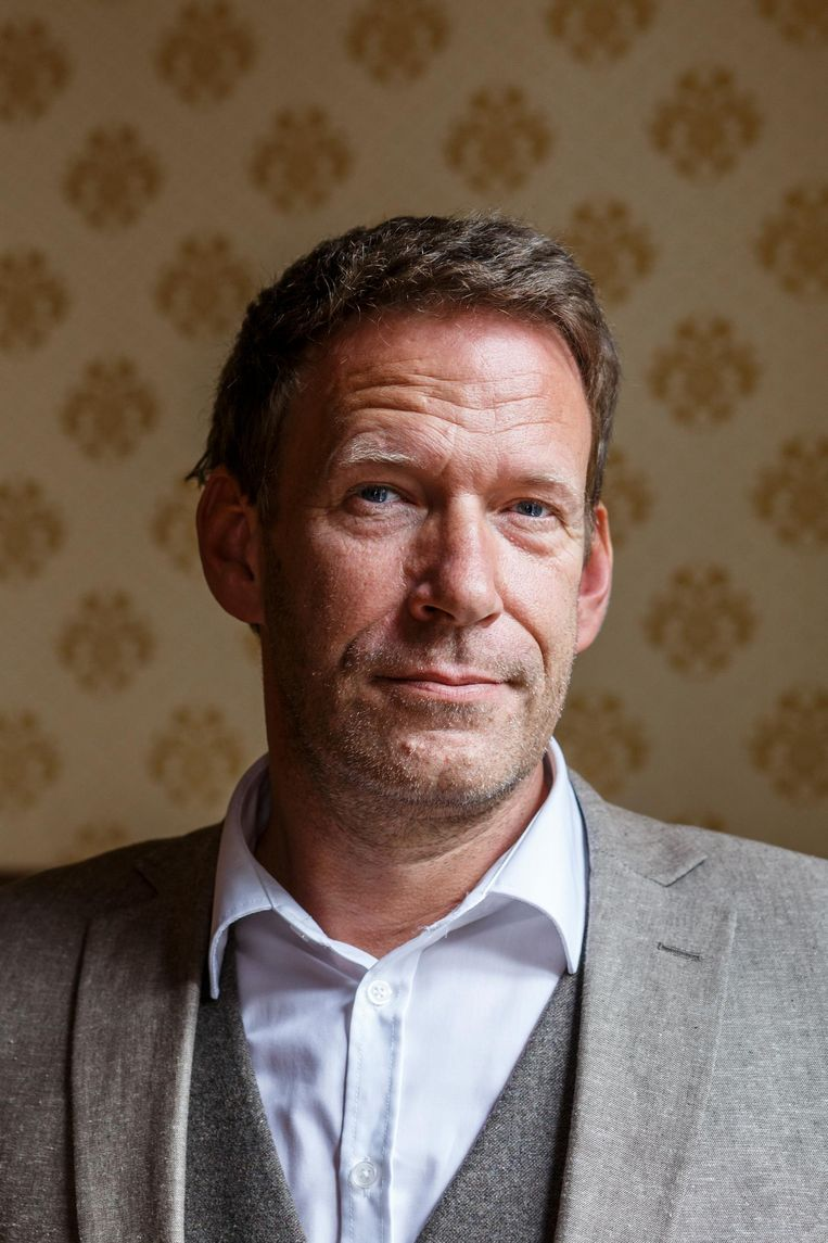 Thore D. Hansen Beeld Carly Wollaert