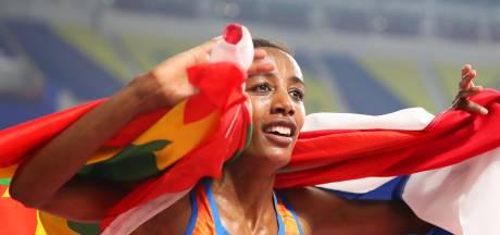 Sifan Hassan krijgt haar zin en loopt 1500 meter op WK