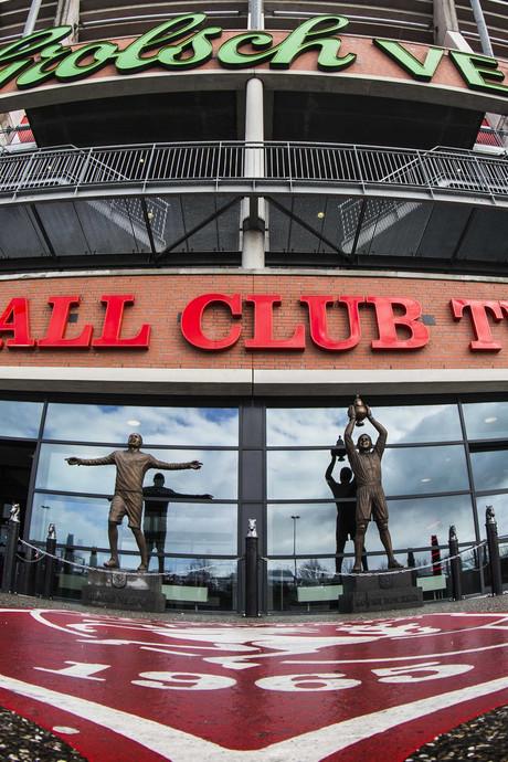 FC Twente onder 17 promoveert naar  Eredivisie