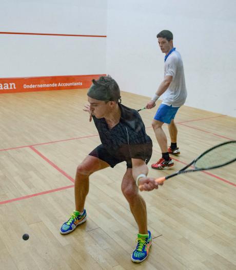 Squash: eerste nederlaag voor Twente