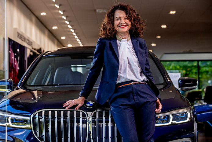 Stefanie Wurst, managing director van BMW Group Nederland