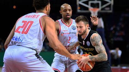 Antwerp Giants pakken derde plaats in Champions League basketbal na zege tegen het Duitse Bamberg