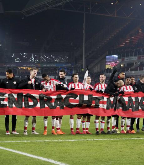 PSV pakte maar eenmaal meer punten dan nu na 26 duels