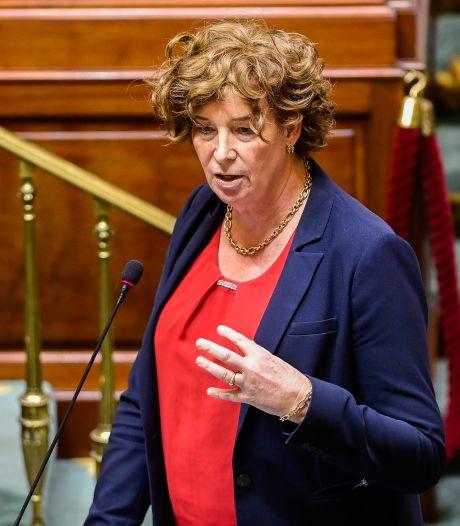 """Petra De Sutter: """"Il n'y pas de fissures dans le gouvernement"""""""
