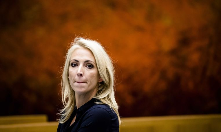 SP-leider Lilian Marijnissen. Beeld ANP