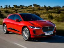 Jaguar valt Tesla aan met de I-Pace