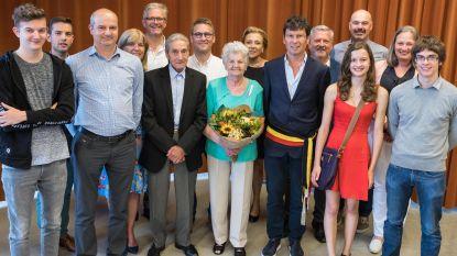 Fikske en Justine 60 jaar getrouwd