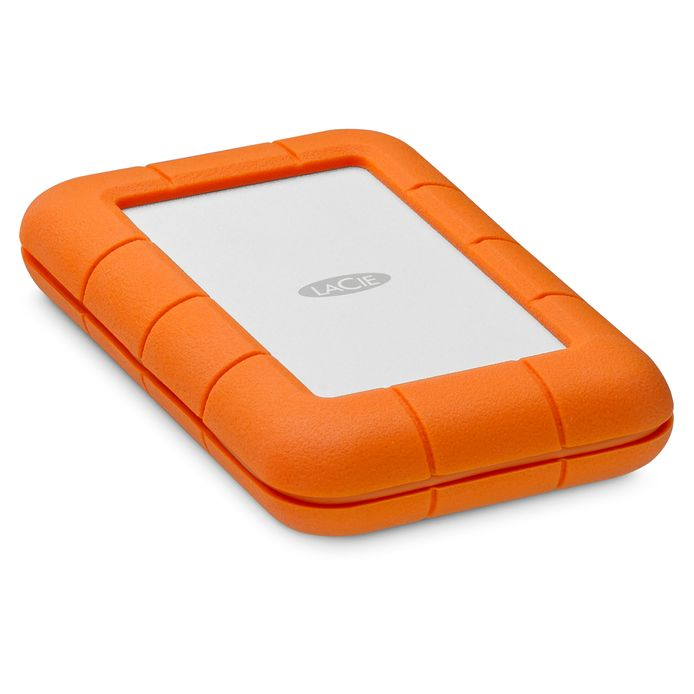 Een evergreen: de LaCie Rugged.