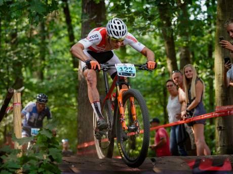 Van der Poel wint ook short track in Nove Mesto