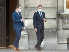Les libéraux de nouveau à la table du duo Magnette-De Wever, les verts aussi conviés