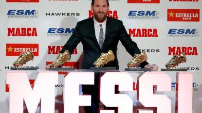 FT buitenland (18/12). Messi mag vijfde Europese Gouden Schoen op palmares schrijven - River Plate laat zich op WK voor clubs verrassen - Zlaten nog langer in MLS