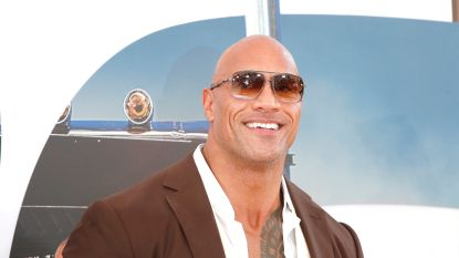 Dwayne Johnson is best betaalde acteur van 2019