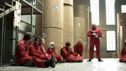 Spaanse Netflix-reeks 'La casa de papel' krijgt derde seizoen