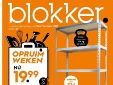 Blokker in Goirle sluit per 2 november de deuren