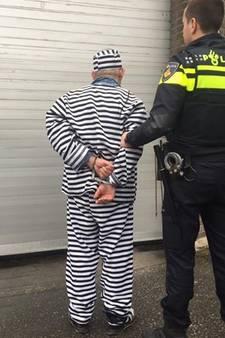 Politie pakt 'boeven' op tijdens carnaval in Arnhem en Nijmegen