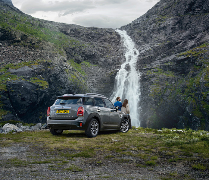 De Mini Countryman.