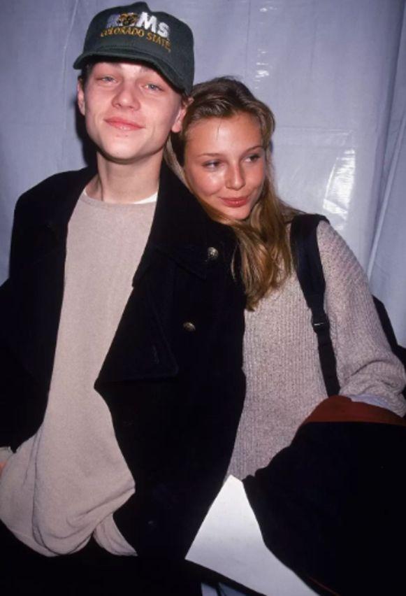 Leonardo met Bridget Hall