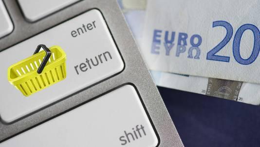De bestedingen bij buitenlandse webwinkels zijn afgelopen drie jaar ruim verdrievoudigd