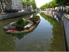 Drijvende tuinen Kampen lopen opnieuw vertraging op
