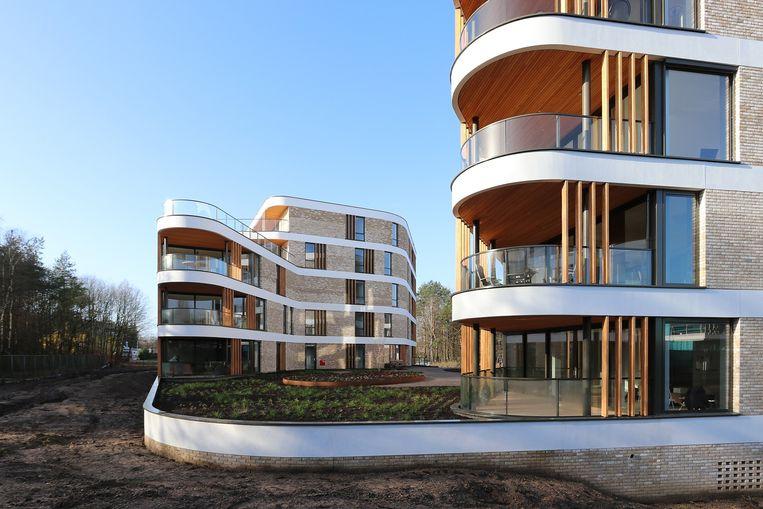 Appartementengebouw De Verbinding in Ede, MIX Architectuur. Beeld  Reinier Ubels