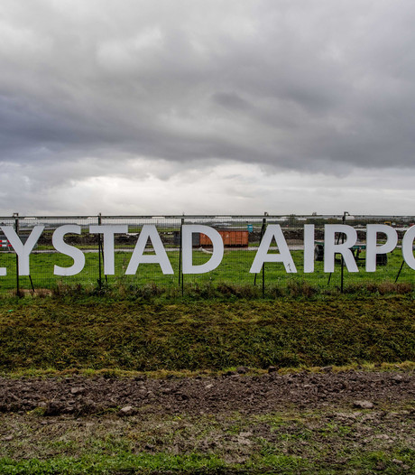 Veel belangstelling 'open dag' Lelystad Airport