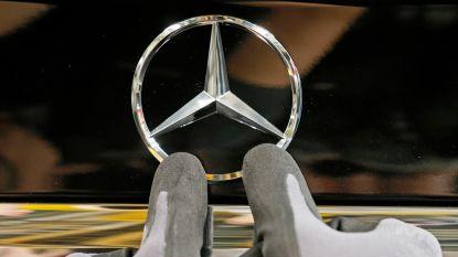 Mercedes geeft 130.000 medewerkers bonus van bijna 5.000 euro