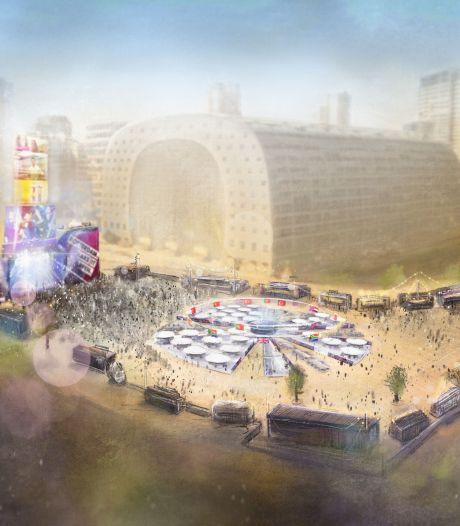 Eerste impressies: zo gaat het Eurovision Village eruitzien!