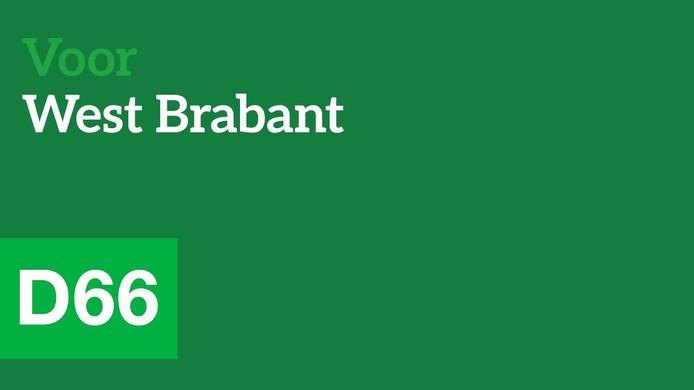 Voor West Brabant D66