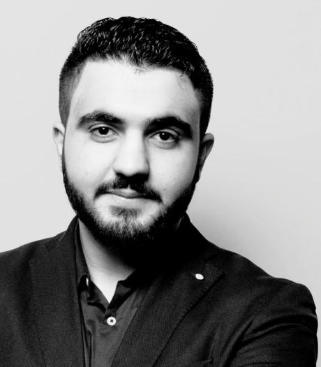 Achraf el Johari is de nieuwe jongerenburgemeester