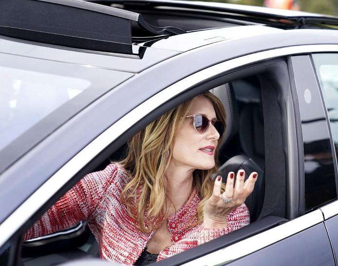 """Laura Dern alias Renata dans """"Big Little Lies""""."""