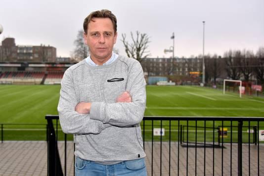 Oud-voetballer Michel Dreis.