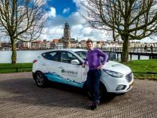 H2-pionier uit Deventer ziet toekomst voor rijden op waterstof én batterijen